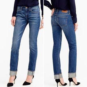 J. Crew Selvedge Matchstick Jeans size 29